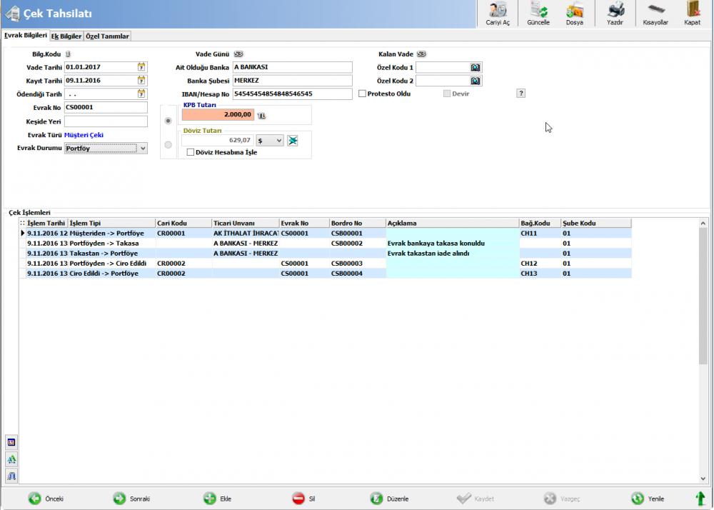 Akinsoft Bilgi Bankası Wolvox Erp Wolvox Erp Yardım Dokümanları