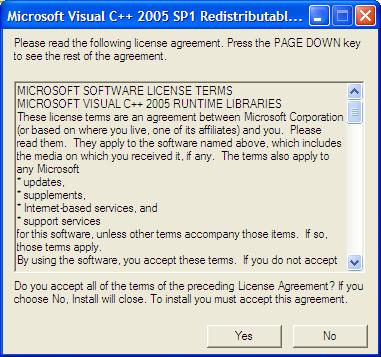 VISUAL C RUNTIME LIBRARY MICROSOFT TÉLÉCHARGER